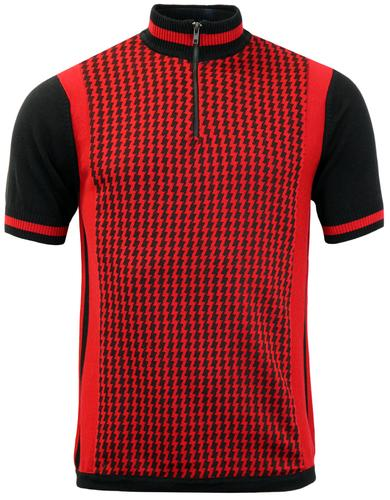 Zig Zag Wanderer MADCAP ENGLAND Mod Cycling Top R