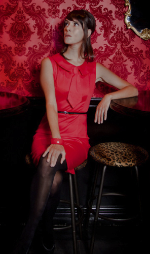 'Sabrina Fair' - Retro Sixties Dress by MARMALADE