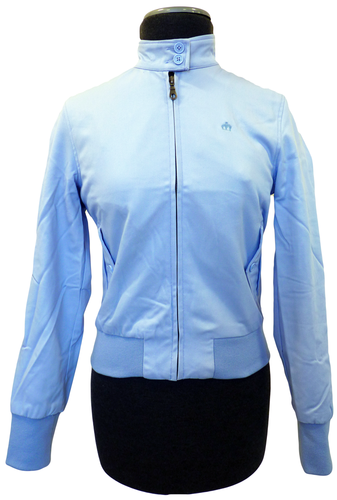 'Mary' - MERC Retro Mod Womens Harrington Jacket B