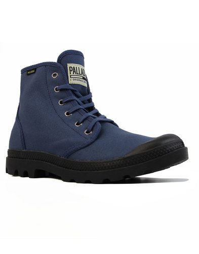 Pampa Hi Originale PALLADIUM Retro Canvas Boots IN