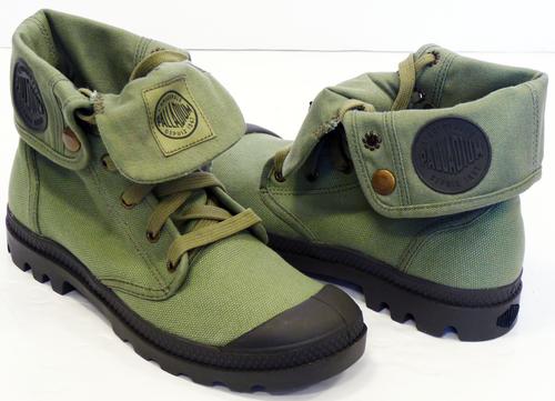 1bc23a86e9d3 Baggy PALLADIUM Womens Retro Indie Boots (Otan)
