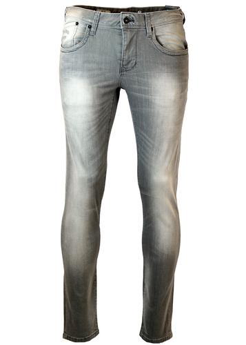 Hatch PEPE JEANS Retro Mod Slim Fit Jeans Grey