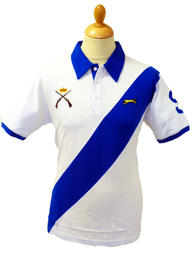 Dragoon SLAZENGER HERITAGE Mod Cross Guns Polo (W)