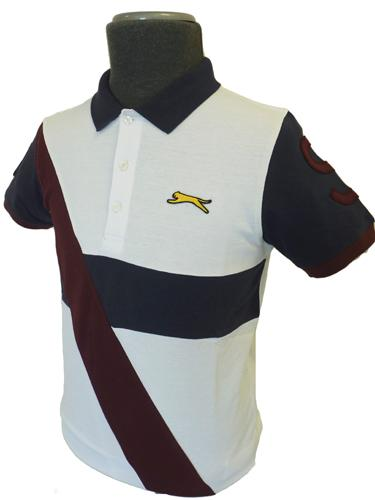 Victory Slazenger Heritage Gold Mens Polo Shirt W