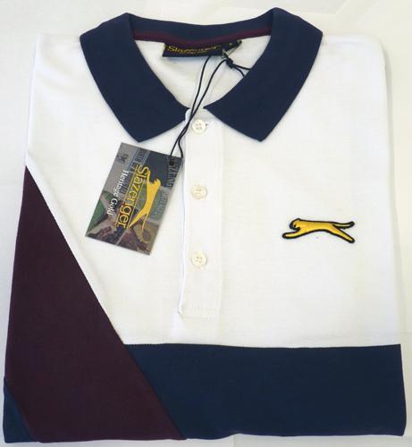 Victory Slazenger Heritage Gold Mens Polo Shirt W