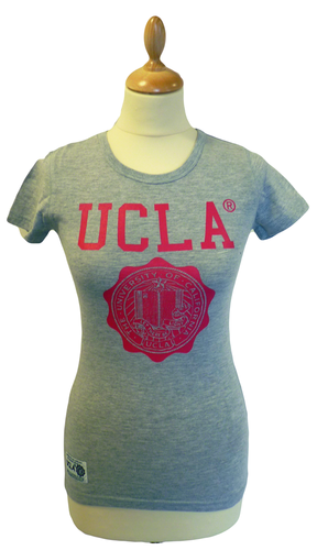 'May' - Womens Retro 50s T-Shirt by UCLA (G)