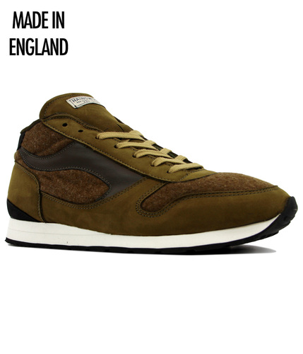 Challenger WALSH Made In England Retro 1980s Boots