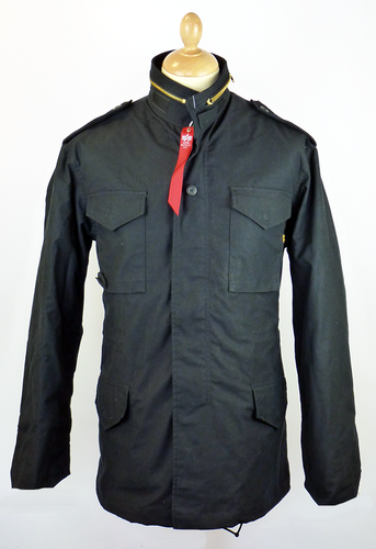 Field Jacket ALPHA INDUSTRIES Mod Military Coat B