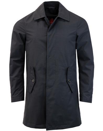 BARACUTA G10 Detachable Quilted Liner Mac Coat (N)