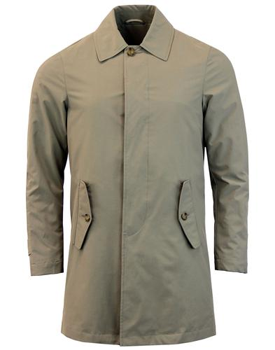 BARACUTA G10 Detachable Quilted Liner Mac Coat (T)