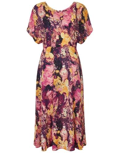 Jenny BRIGHT & BEAUTIFUL Retro 60s Marble Dress