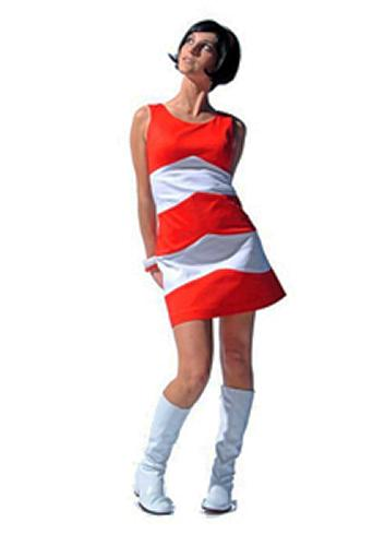 'The Buzz' - Mod Sixties Dress