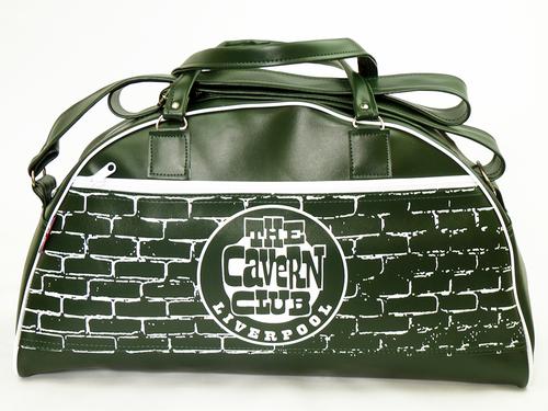 CAVERN CLUB Retro Mod Cavern Arch Bowling Bag (RG)