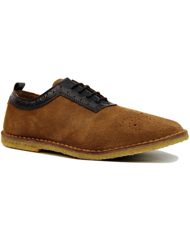 Connett DELICIOUS JUNCTION 60s Mod Suede Shoes (G)