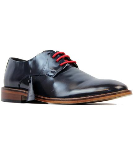 Malice DELICIOUS JUNCTION Mod Hi Shine Derby Shoes