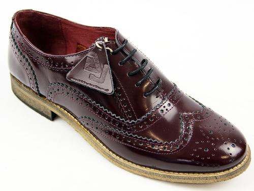 Sedgwick DELICIOUS JUNCTION Mod Hi Shine Brogues