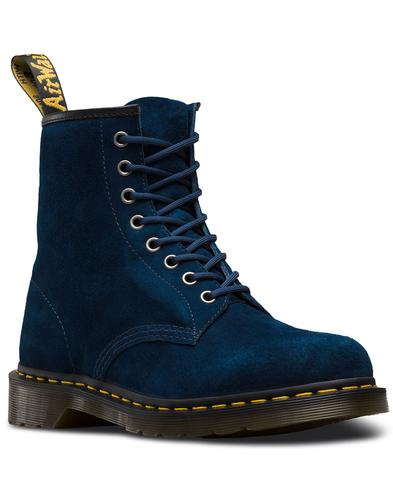 1460 Soft Buck DR MARTENS Retro 8 Eyelet Boots