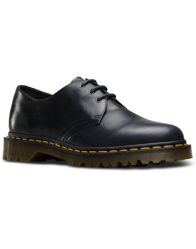 1461 Orleans DR MARTENS Retro Mod Derby Shoes NAVY