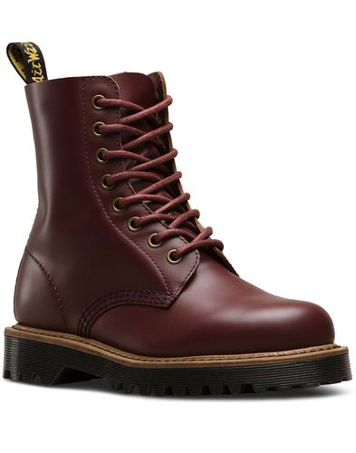 Pascal II DR MARTENS Vintage Smooth Oxblood Boots