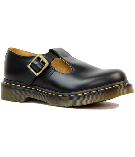 Polley DR MARTENS Retro 60s T-Bar Mary Jane Shoes