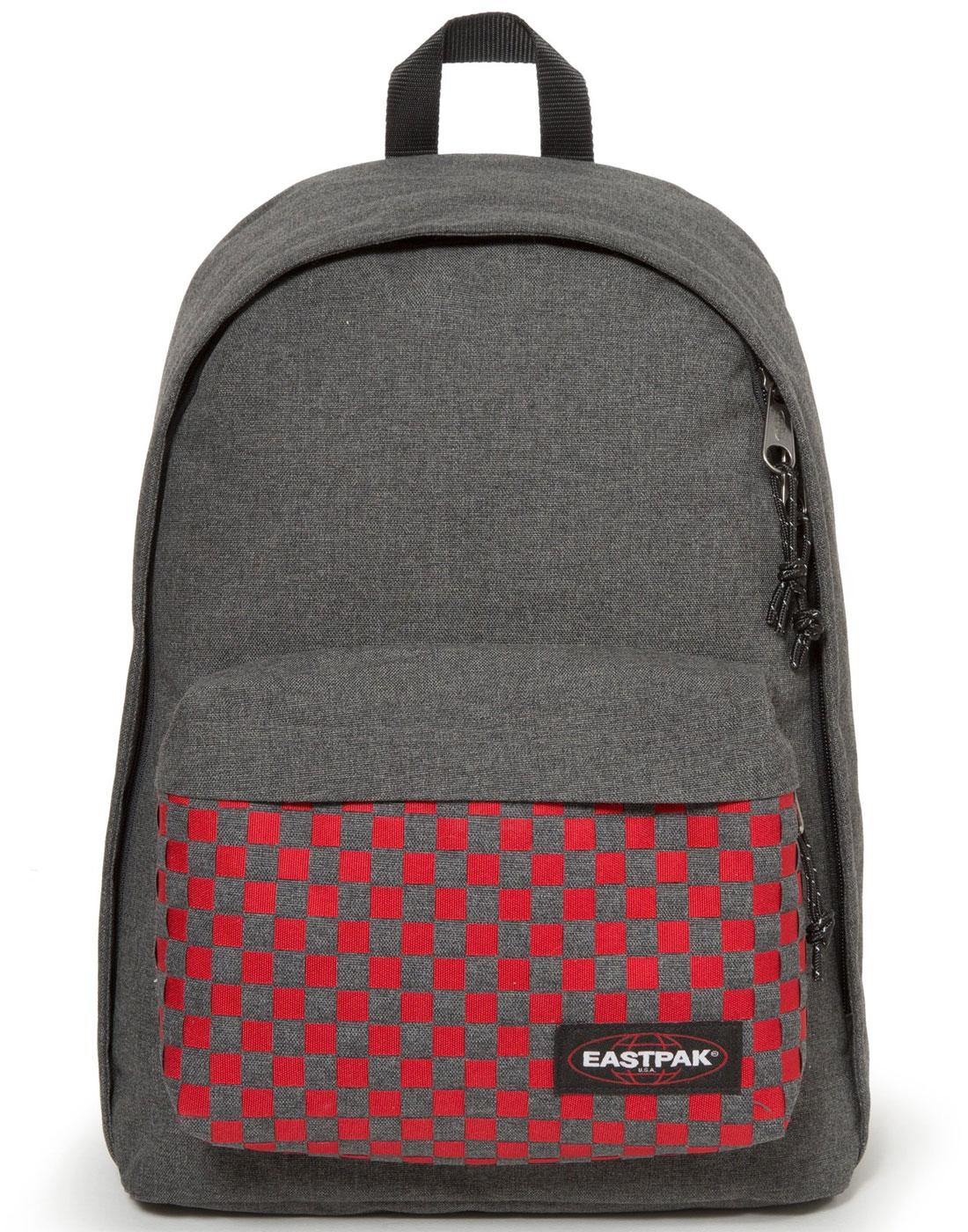 Out of Office EASTPAK Mod Ska Check Backpack RED