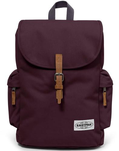 Austin EASTPAK Retro Laptop Backpack OPGRADE WINE