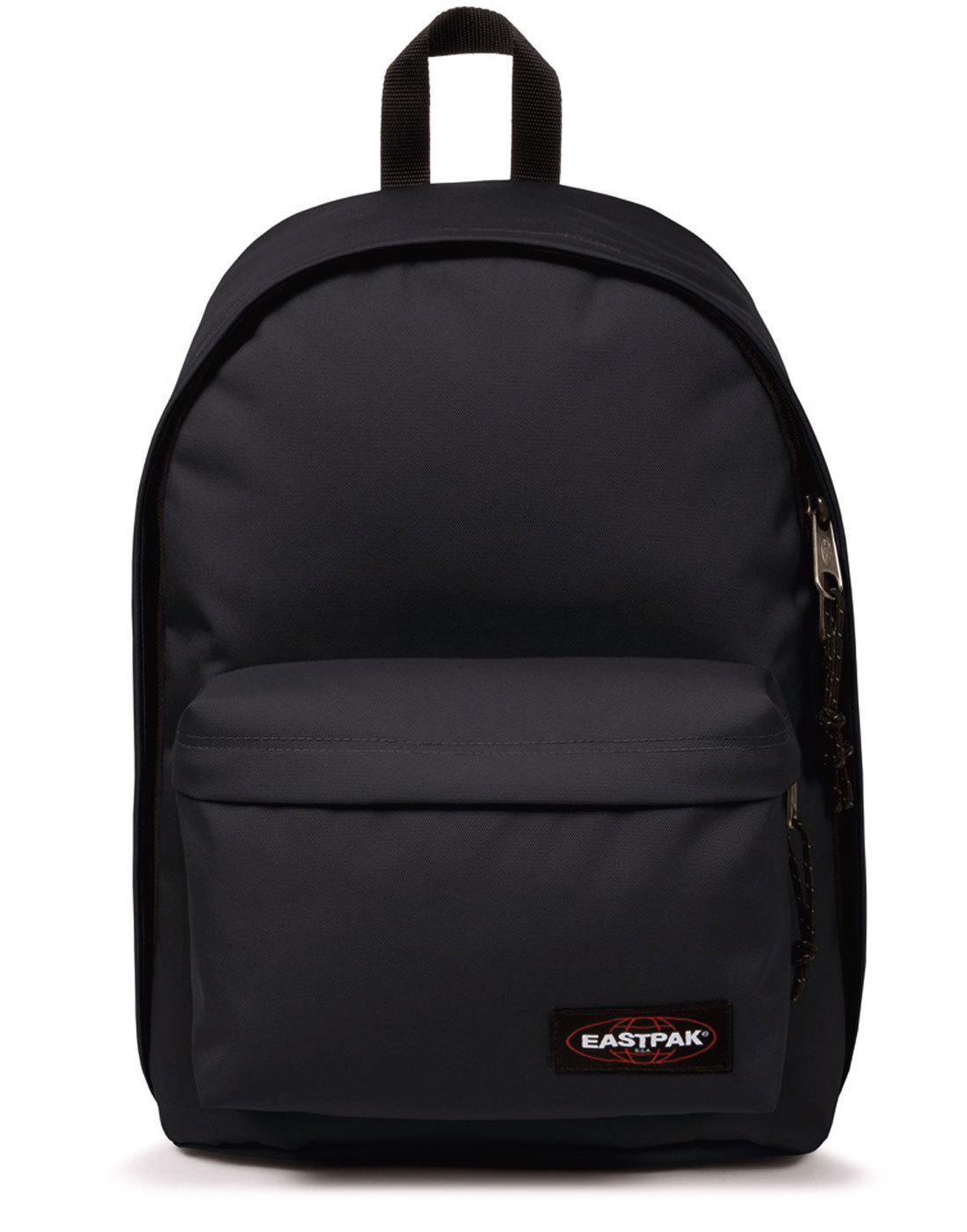 Out Of Office EASTPAK Retro Laptop Backpack BLACK
