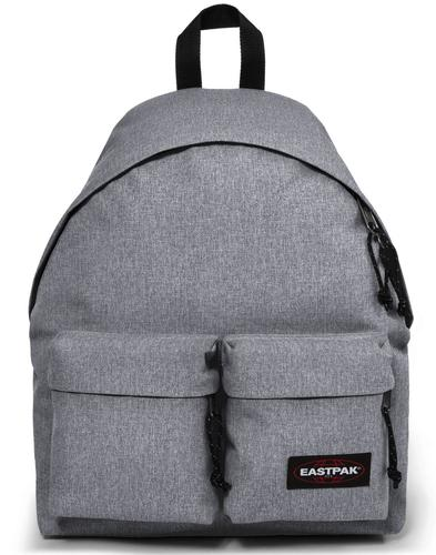 Padded Doublr EASTPAK Retro Backpack - Sunday Grey