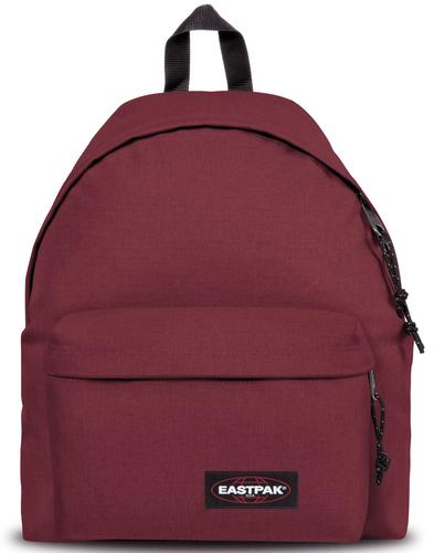 Padded Pak'r EASTPAK Retro Backpack - Crafty Wine