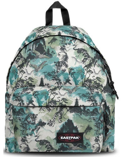 Padded Pak'r EASTPAK Retro 1980s Tiger Backpack