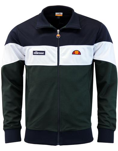 Caprini ELLESSE Retro 80s Panel Track Jacket DB/DS
