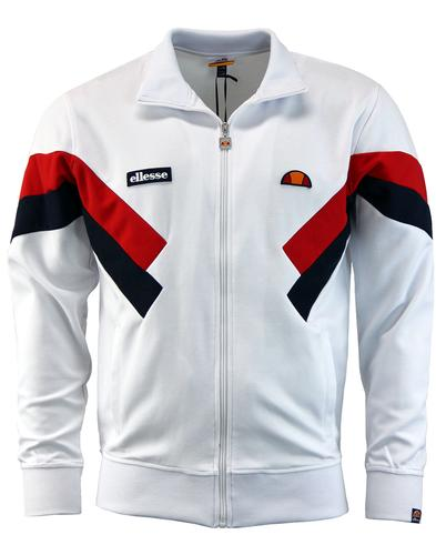 Chierroni ELLESSE Retro 1980s Chevron Track Top