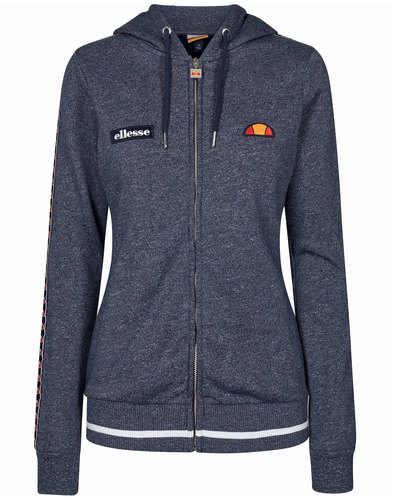 Cicoria ELLESSE Retro 70s Space Marl Taped Hoodie