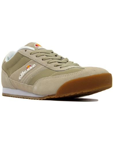 Forza ELLESSE Men's Retro 70s Runner Trainers (O)