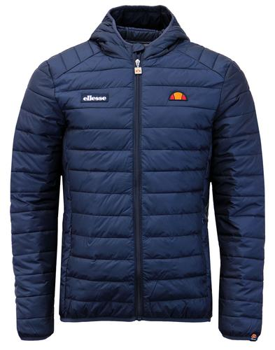 Lombardy ELLESSE Retro 70s Quilted Ski Jacket (DB)