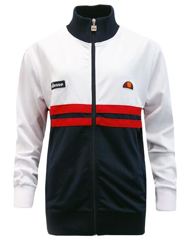Maria ELLESSE Retro 70s Stripe Panel Track Jacket