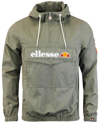 Monte ELLESSE Retro 80s Overhead Badge Jacket (O)