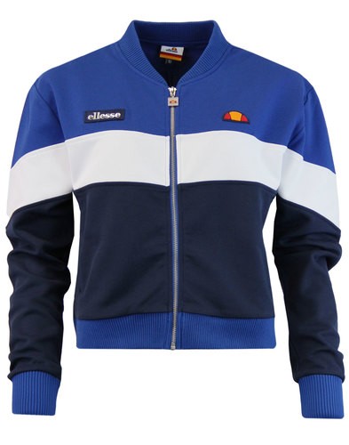 Sorelo ELLESSE Track Top Retro 70s Jacket