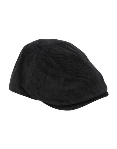 FAILSWORTH Retro Mod Cord Duckbill Cap BLACK