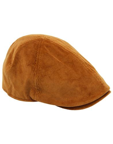 FAILSWORTH Retro Mod Cord Duckbill Cap FAWN