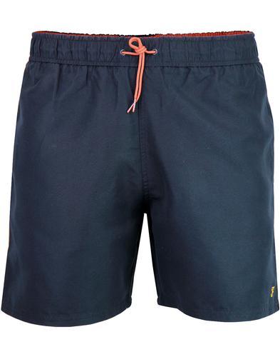 farah vintage colbert contrast trim swim shorts N d368b65174