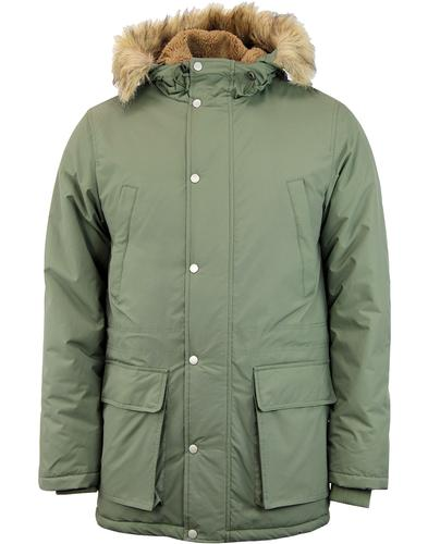 Pembridge FARAH Retro 60s Wadded Mod Parka
