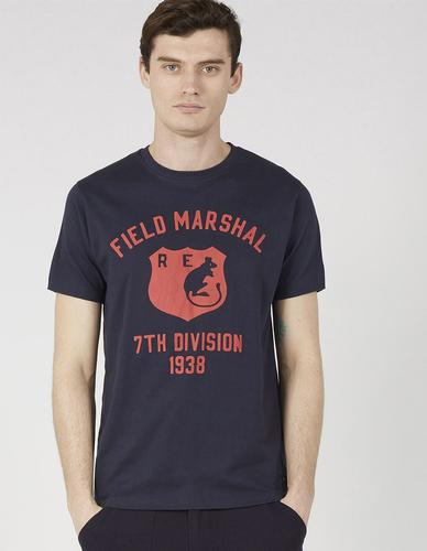 Field Marshal REALM & EMPIRE Retro Desert Rats Tee