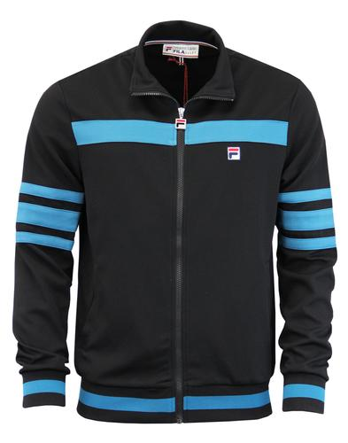 Courto FILA VINTAGE Retro Chest Stripe Track Top