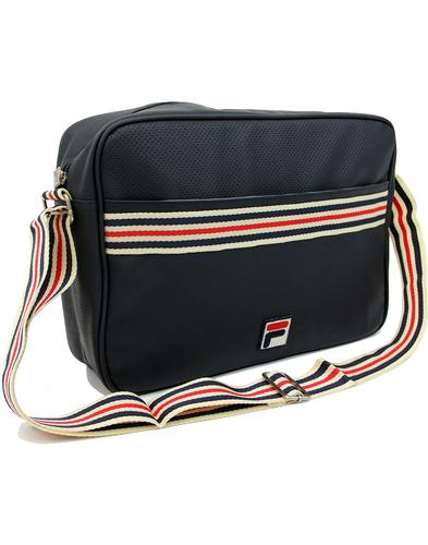 Mercia FILA VINTAGE Retro Seventies Shoulder Bag