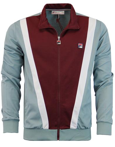 Grosso FILA VINTAGE Retro 80's Casuals Track Top