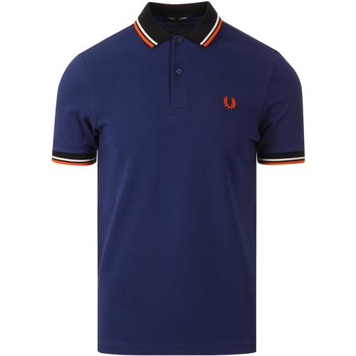ed061143c02f3 Men's Retro & Mod Polo Shirts   60s, 70s & Knitted Polos