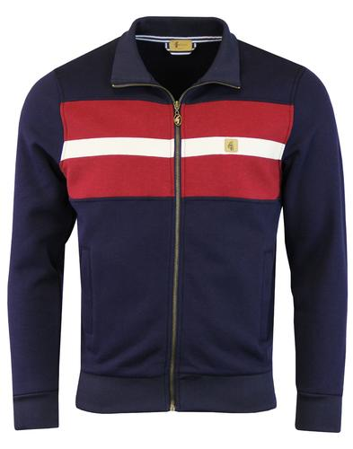 Escher GABICCI VINTAGE Retro Chest Panel Track Top