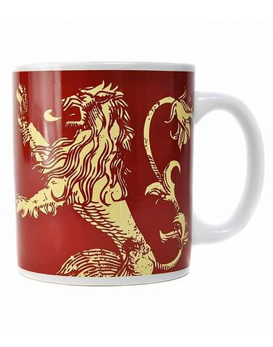 House Lannister GAME OF THRONES Gift Boxed Mug