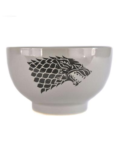 House Stark GAME OF THRONES Gift Boxed Bowl